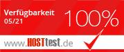 Hosttest - Webhoster Vergleich